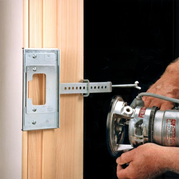 Mortise Door Jamb Amp Salient
