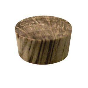 Oak Flat Head Plug