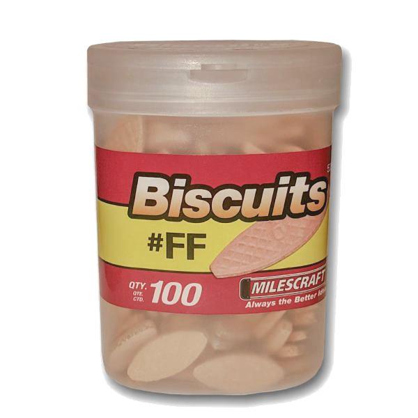 MILESCRAFT 40-Count #FF Biscuits