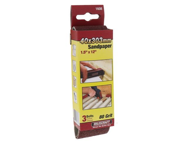 1608 Sanding Belt