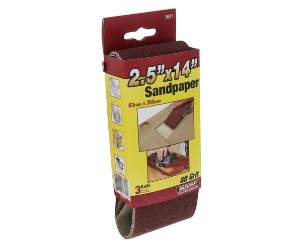 1611 Sanding Belt