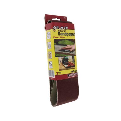 150-Grit Sanding Belt