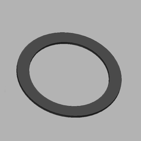 Velcro® Hook Circle Pad
